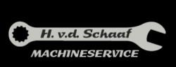 H. van der Schaaf Machineservice